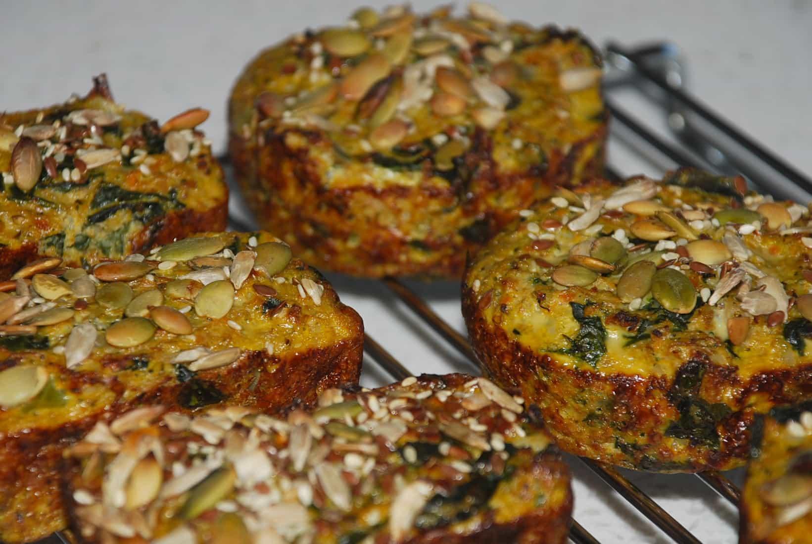 Vege Muffins
