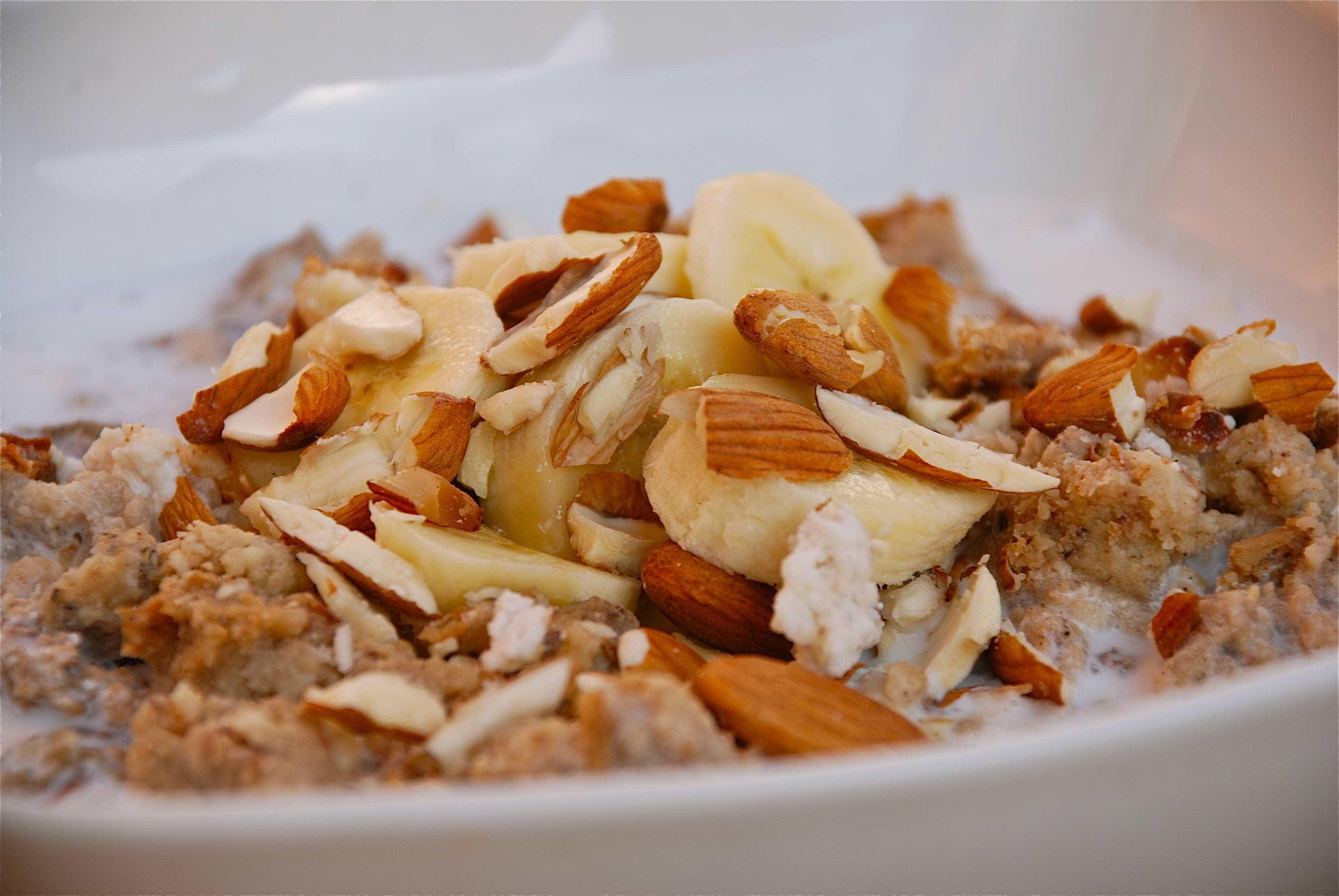 Banana Bread Porridge