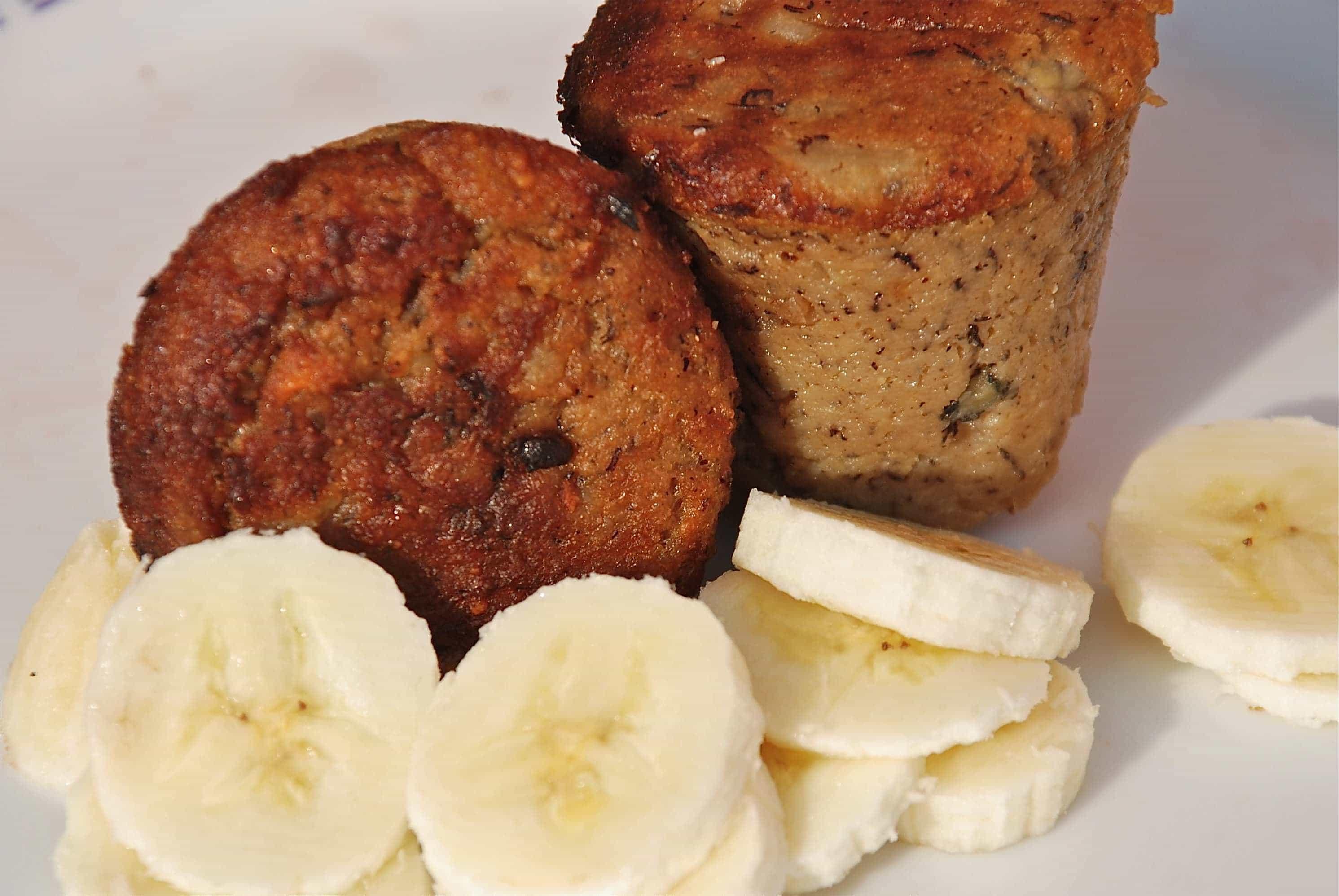 Banana Kumara Muffin