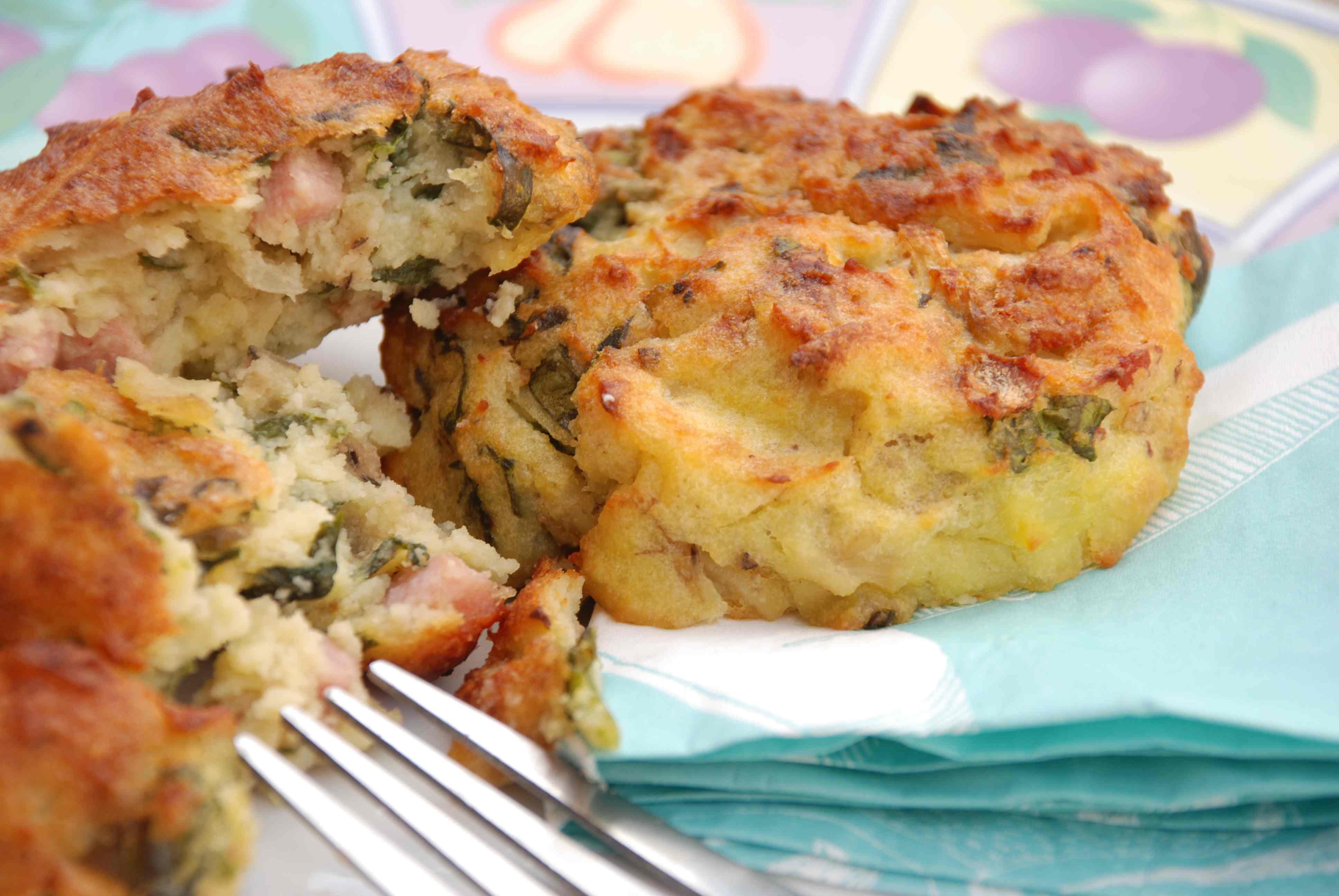 egg scones