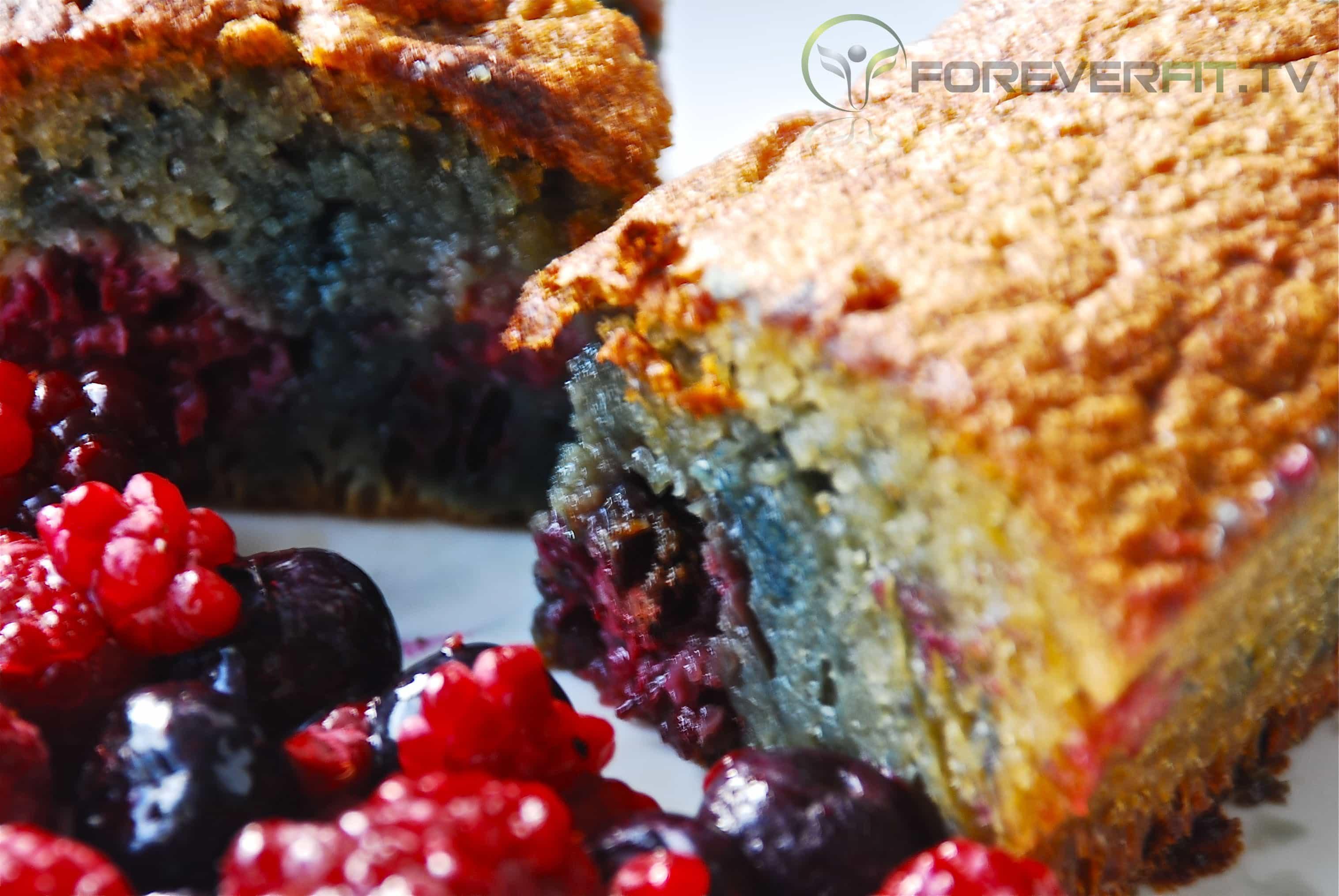 berrie-paleo-cake