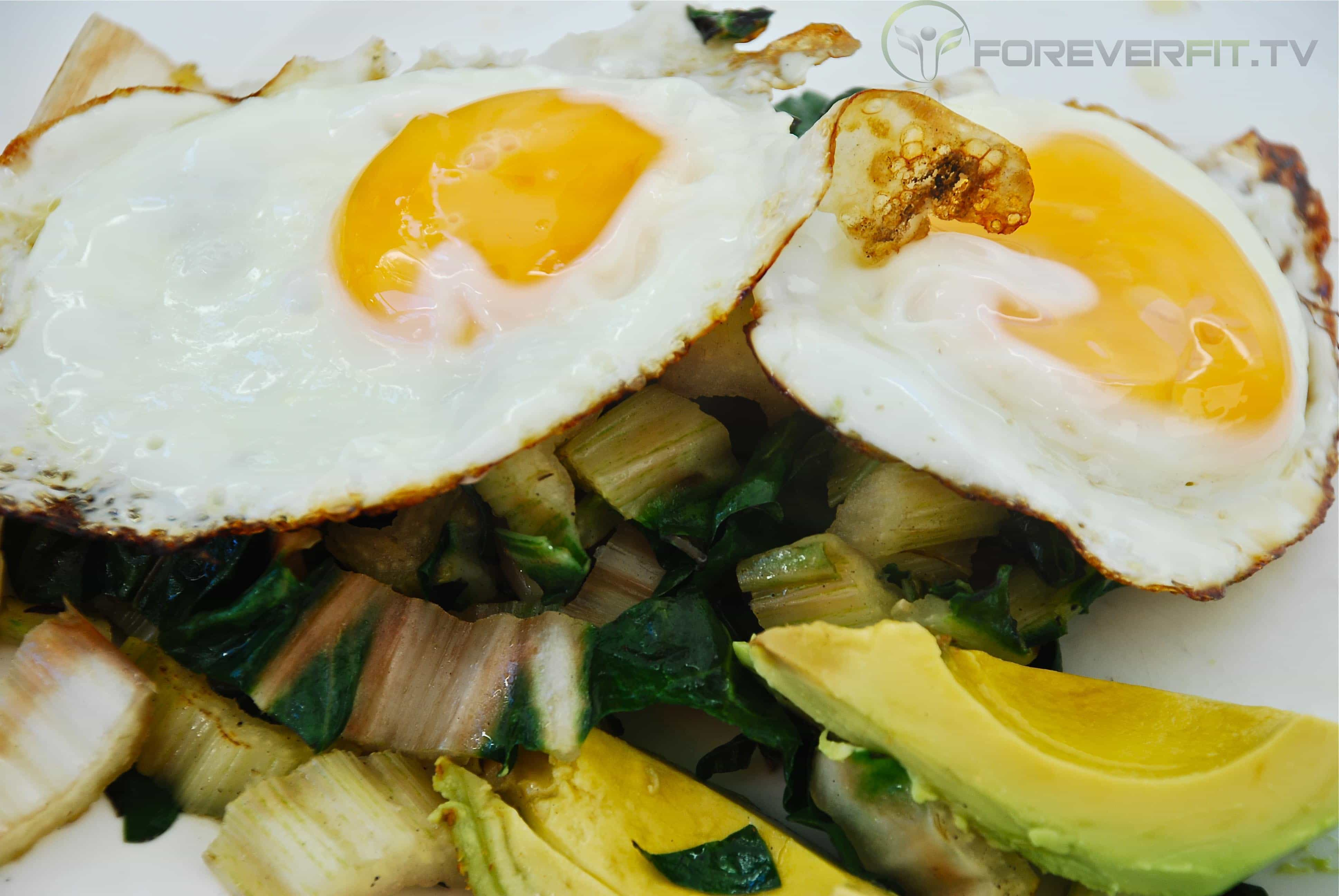 Eggs and silverbeet copy