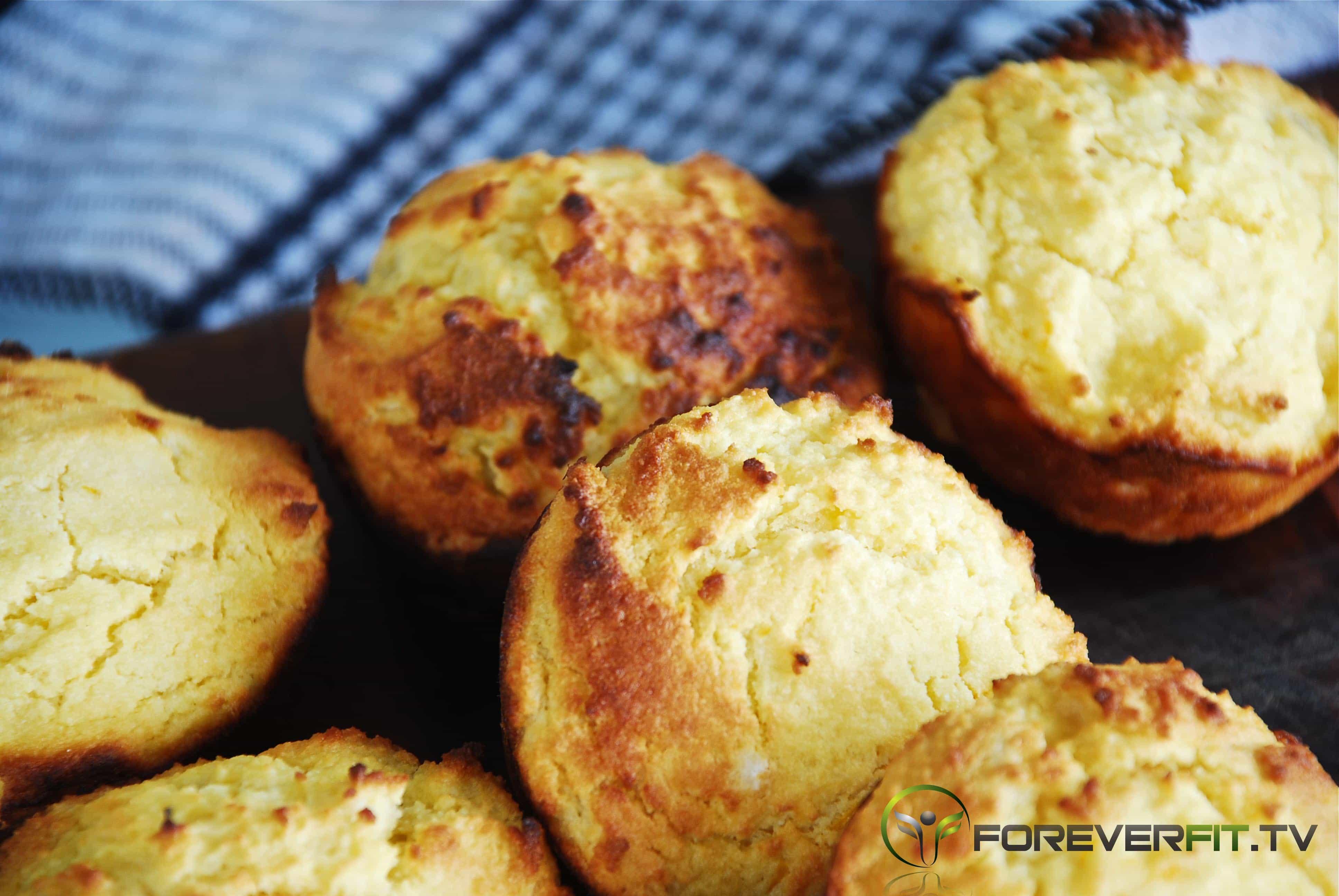 gluten free lemon zest muffins