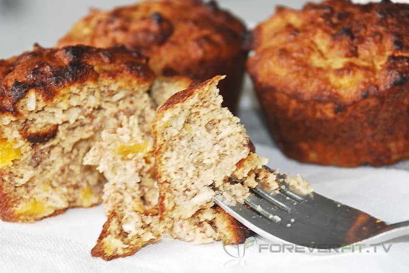 quinoa muffin recipe