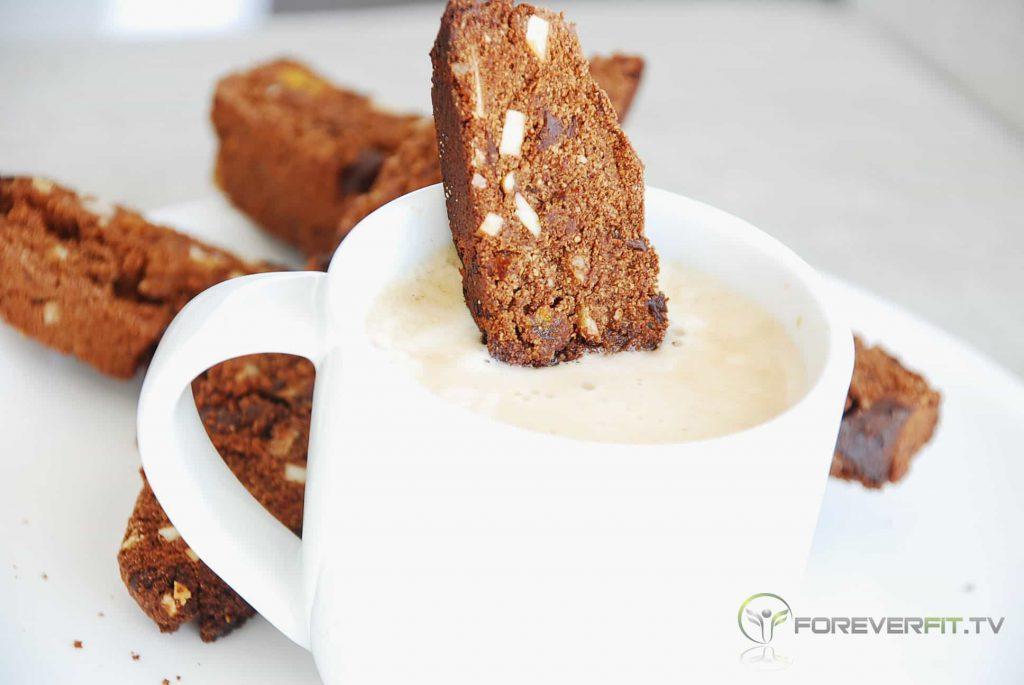 Gluten-Free Rosemary-Tangerine Biscotti Recipe — Dishmaps