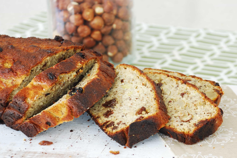 Hazel Nut And Raisin Loaf