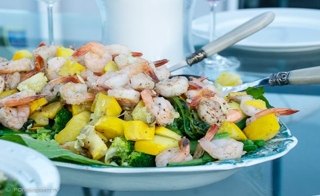 Foreverfit.tv - Prawn BBQ Salad-3