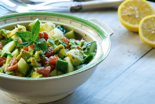 Soup and avocado-3
