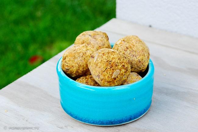 Carrot Cake Truffles - Foreverfit.tv :: Fitness | Nutrition | Online ...