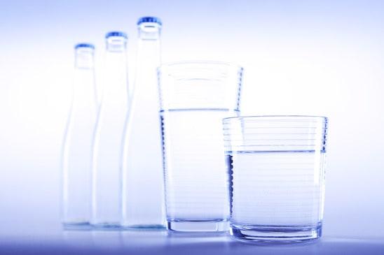 Fresh water bottles