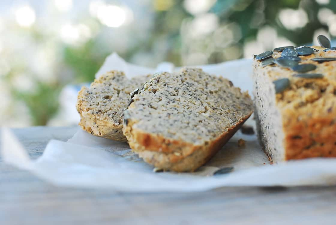 Buckwheat And Chia Bread-4