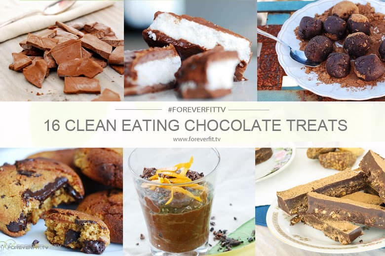 16 Clean eating chocolate treats