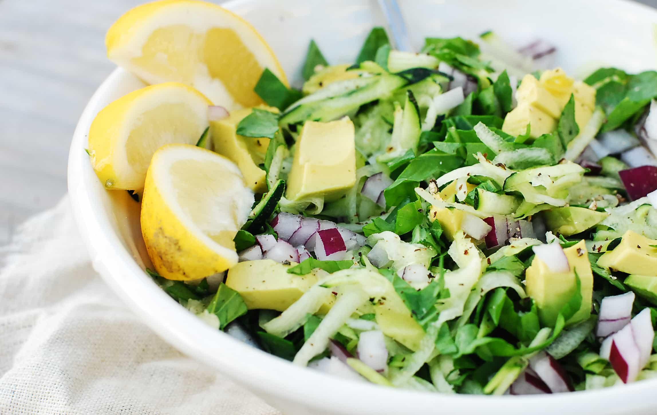 Zucchinni Salad-2