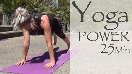 Power Yoga Video Online