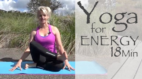 Yoga for energy 2