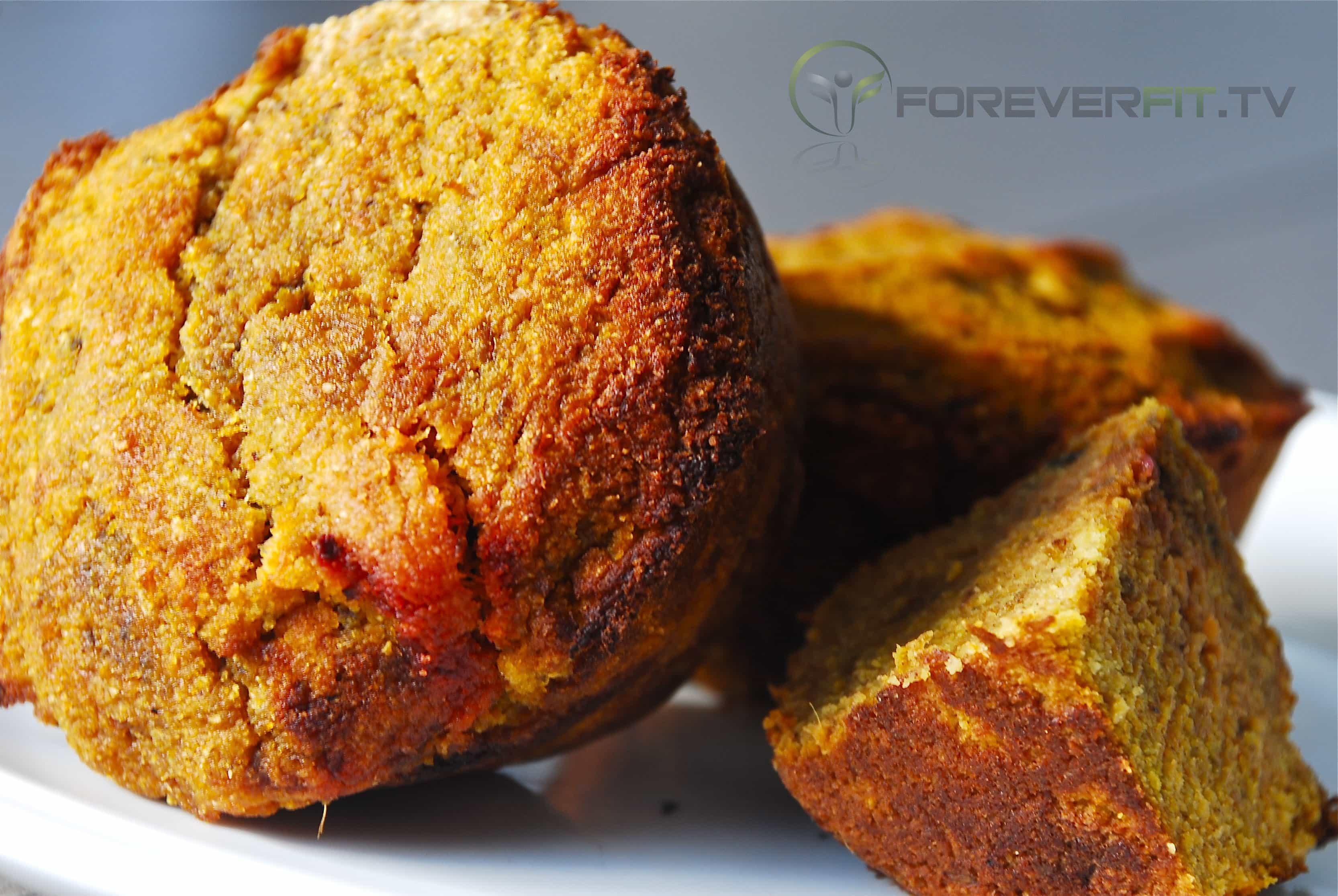 carrot-pulp-muffins