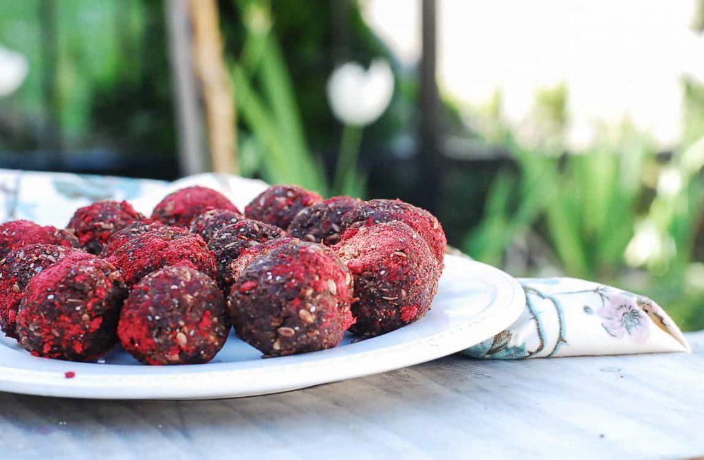 Strawberry Truffles-2
