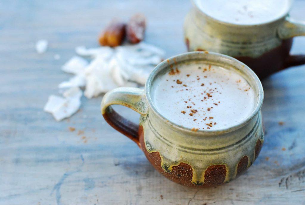 COconut Caramel Drink